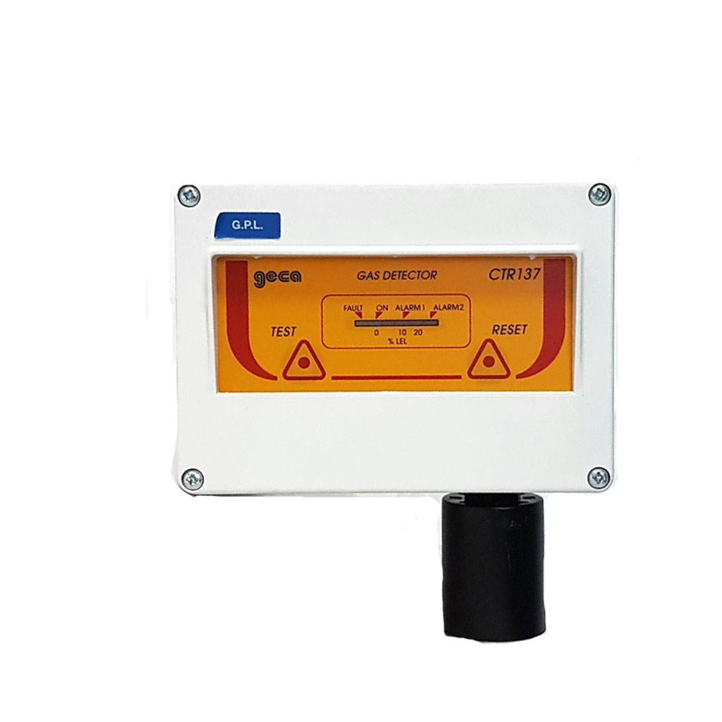CTR 137G GAS DETECTOR IP65 RATING Product Philippines - SEGroup