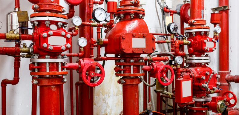 Types Of Fire Suppression Systems Segroup