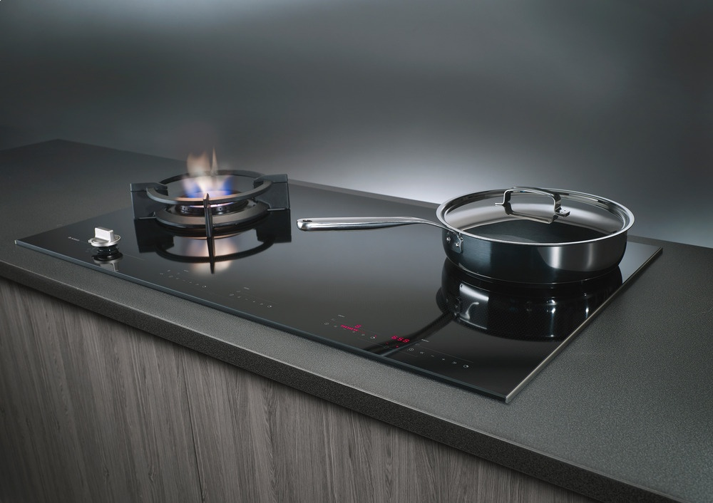 gas stoves or induction cookers