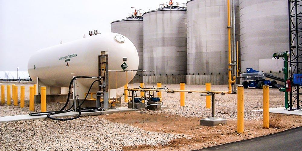 lpg bulk tank