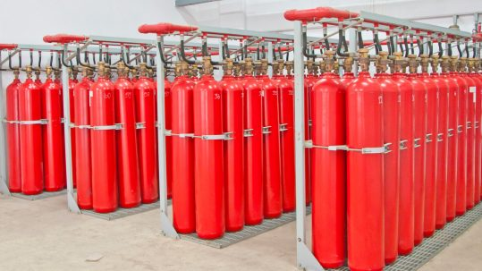 fire suppression provider