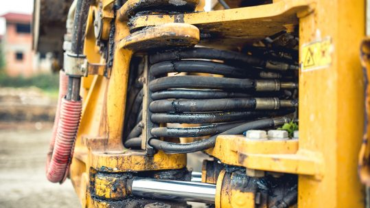 changing your hydraulic oil
